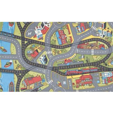 Ride The Train Learning Carpets for Kids Model LC 142 - LC142-Ride-The-Train-360x365.jpg