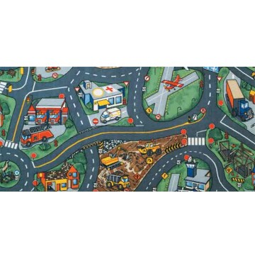 Airport Learning Carpets for Kids Model LC 158 - LC158-Airport-360x365.jpg