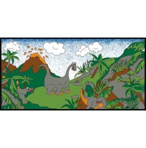 Dinosaurs Learning Carpets for Kids Model LC 167