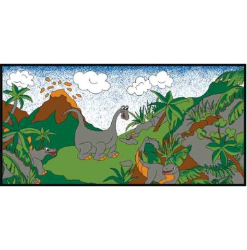 Dinosaurs Learning Carpets for Kids Model LC 167 - LC167-Dinosaurs-360x365.jpg