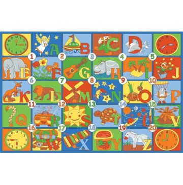 Time To Learn Learning Carpets for Kids Model LC 176 - LC176-Time-To-Learn-360x365.jpg