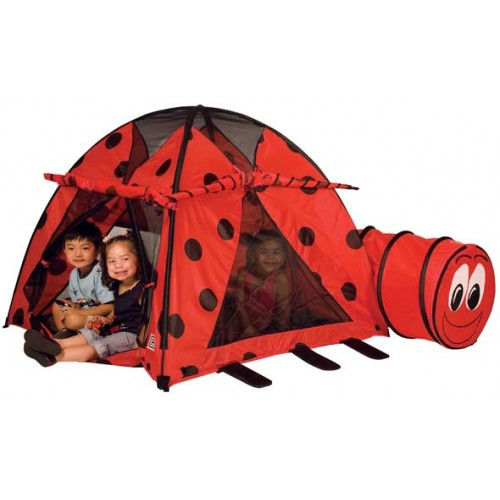Lady Bug Play Tent ...  sc 1 st  Best Price Toys & Lady Bug Play Tent u0026 Tunnel Combo: Pacific Play Tents Kids Play Tent