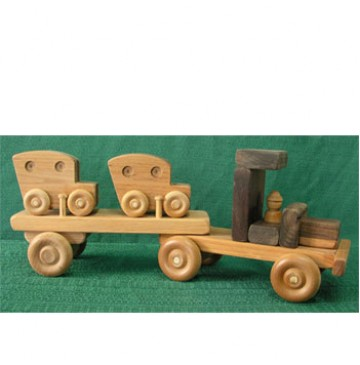 Large Wood Toy Car Carrier with Two Cars - LargeCarCarrier-360x365.jpg