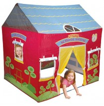 Little Red School House Play Tent