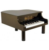 Schoenhut Mini Baby Grand in 18 Key Black