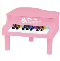 Schoenhut Mini Baby Grand in 18 Key Pink