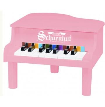 Schoenhut Mini Baby Grand in 18 Key Pink - Mini-Baby-Grand-Pink-189P-360x365.jpg