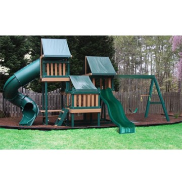 Kidwise Congo Monkey Playsystems  #4 in Green & Brown - Monkey-Playsytem-4-Green-Br-360x365.jpg
