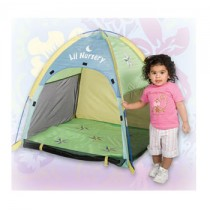 Moon Beam Deluxe Nursery Tent by Pacific Play Tents