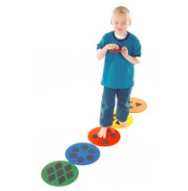 Multi Match Sensory Discs by Guidecraft