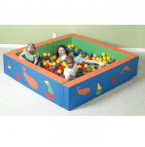 Oceans Depths Ball Refuge by Childrens Factory