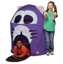 Cat Hut Play Tent by Bazoonig Kids