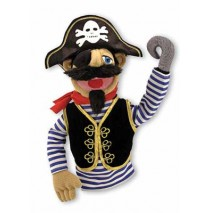 Melissa & Doug Hand Puppet - Pirate