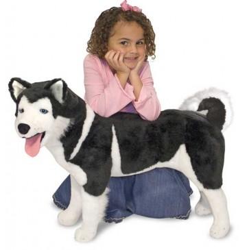 Melissa & Doug - Plush Husky Dog - Plush-Husky-withKid-360x365.jpg