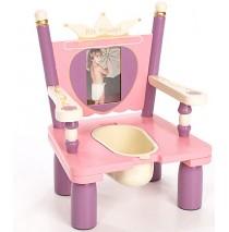 Princess Potty Time Chair -