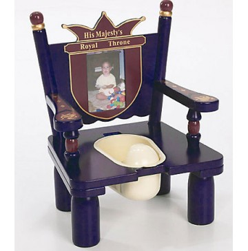 Levels Of Discovery His Majesty S Throne Potty Chair