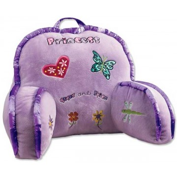 Carstens Kids Princess Bedrest Pillow - Princess-Lounger-Pillow-360x365.jpg