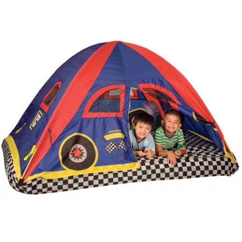 Rad Racer Bed Tent by Pacific Play Tents ...  sc 1 st  Best Price Toys & Rad Racer Bed Tent Pacific Play Tents Kid Play Tents Childu0027s Tents
