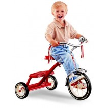 Radio Flyer Classic Red Dual Deck Tricycle Model 33
