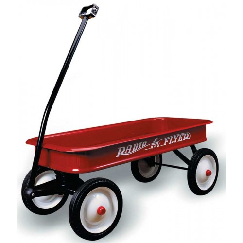 Wagons For Toys : Radio flyer classic red wagon
