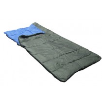 Gigatent Blue Cuddler Teen or Adult Sleeping Bag
