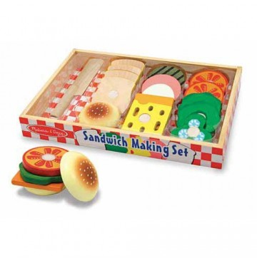 Sandwich Making Set - Wooden Play Food - Sandwich-Making-Set---Woode-360x365.jpg