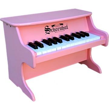 Schoenhut My First Piano II Tabletop 25 Key Pink - Schoenhut-2522P-360x365.jpg