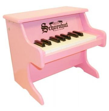 Schoenhut My First Piano 18 Key Pink - Schoenhut1822P-360x365.jpg