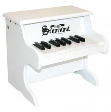 Schoenhut My First Piano 18 Key White - Schoenhut1822W-360x365.jpg
