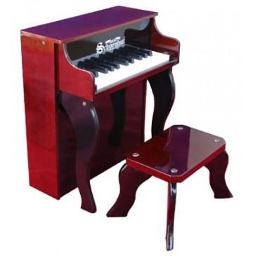 Schoenhut Elite Spinet Toy Piano 25 Key Mahogany & Black - Schoenhut2505MB-360x365.jpg