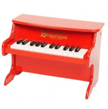 Schoenhut My First Piano II Tabletop 25 Key Red