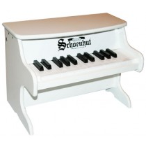 Schoenhut My First Piano II Tabletop 25 Key White