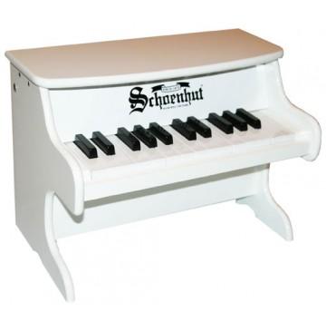 Schoenhut My First Piano II Tabletop 25 Key White - Schoenhut2522W-360x365.jpg