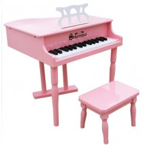 Schoenhut Classic Baby Grand Toy Piano 30 Key Pink