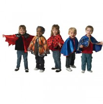 Dress Up Capes Set of 5