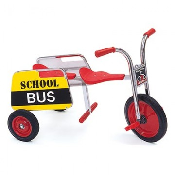 Angeles SilverRider Tandem Trike - School Bus Trike for Two - SilverRider-School-Bus-360x365.jpg