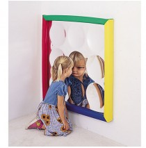 Soft Frame Concave Bubble Mirror by Childrens Factory