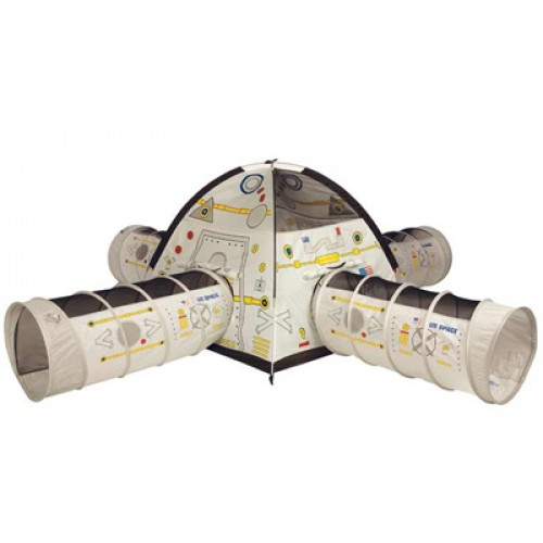 Space Station Play Tent u0026 Tunnel ...  sc 1 st  Best Price Toys & Space Station Play Tent u0026 Tunnel Combo: Pacific Play Tents Kids ...