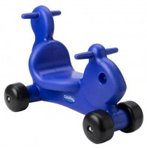 Squirrel Ride On Toy & Walker in One Blue by CarePlay