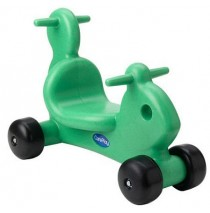 Squirrel Ride On Toy & Walker in One Green by CarePlay