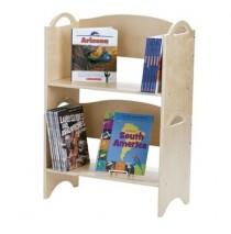 Stacking Book Shelf (Set Of 2)