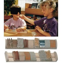 Tactile Bars Set of 2 By Guidecraft