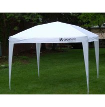 Gigatent The Big Top White Canopy Tent