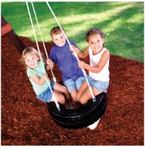 Tire Swing by Swing N Slide