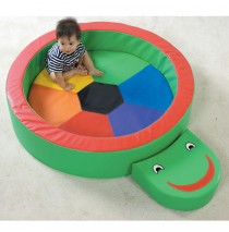 Turtle Hollow Ball Pit by Childrens Factory