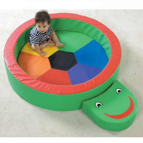Plastic Toddler Chairs Turtle Hollow Soft Play Ball Pit   Soft Play Ball Pits