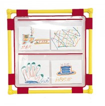 Children's Factory Art Display PlayPanels