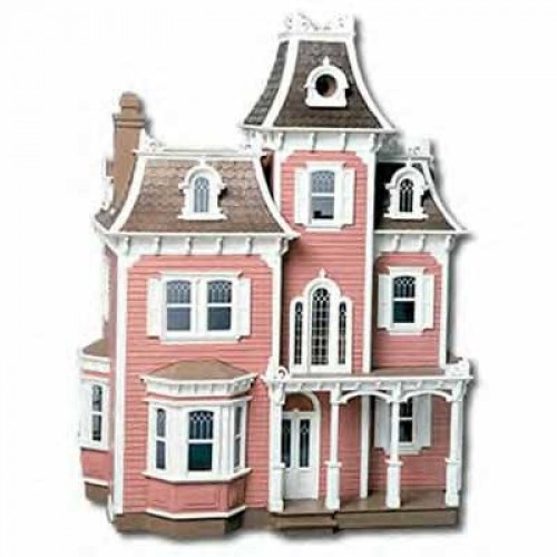 Greenleaf Dollhouse Kits: The Beacon Hill Dollhouse Kit