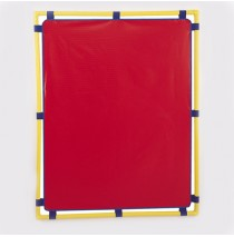 Children's Factory Big Screen Red PlayPanels