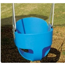 Residential Full Bucket in Blue (NO Chains)